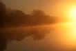 Löcknitzer See, Sonnenaufgang