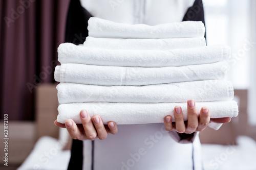 Fotografie, Obraz  New towels