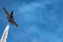 Aerobatic Team Russ On Aircraf...