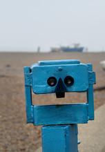 Beach Binoculars Aldeburgh Suf...