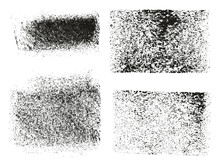 Paint Roller Rough Grunge Backgrounds & Lines High Detail Abstract Vector Lines & Background Mix Set 51