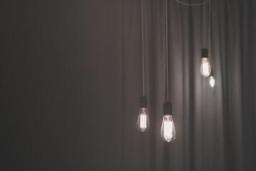spotlight on the wall