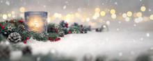Dekoration Für Weihnachten Mi...