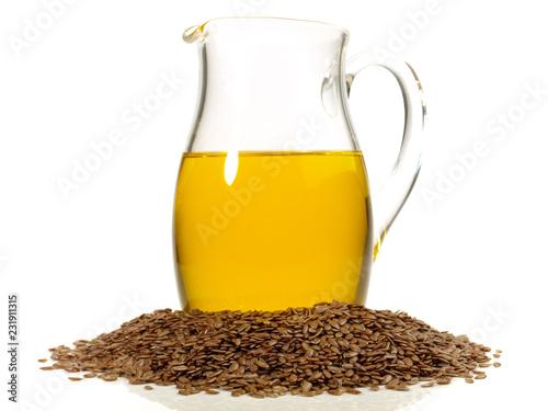 Leinsamen - Leinsamenöl