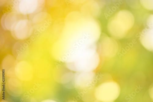 Tuinposter Purper Blurred autumn background
