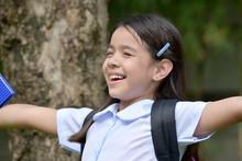 Catholic School Girl And Freedom
