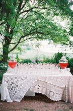 Outdoor Country Garden Wedding