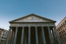 Panteon -Rome Italy