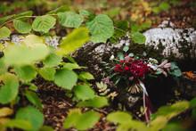 Autumn, Bridal Bouquet, Autumn...