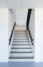 Staircase In School