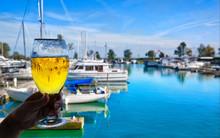 Toronto, Scarborough Bluffs Marina And Restaurants