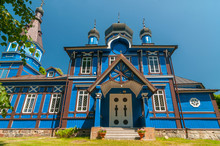 Orthodox Church In Puchly Vill...