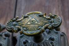 All Seeing Eye Of Illuminati O...