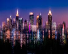 Atlanta Night