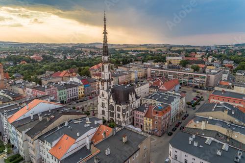 Obraz Ząbkowice Śląskie - fototapety do salonu