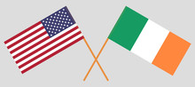 USA And Ireland. The American ...