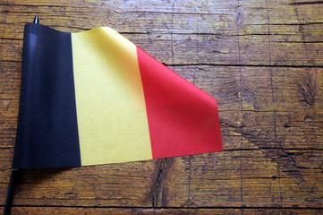Fototapeta Flag of Belgium Zastava Belgije Σημαία του Βελγίου Drapeau de la Belgique ft81070687 Բելգիայի դրոշ Флаг Бельгии