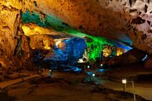 Surprise Cave - Ha Long Bay - Vietnam