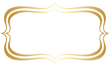 Simple Double Lined Vector Bor...