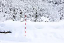Standpipe For Measure Snow Dep...
