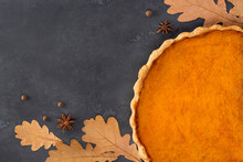 Frame From Orange Pumpkin Pie,...