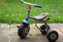 Vintage Baby Tricycle Three Wh...