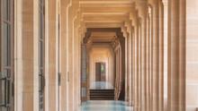Image Of Corridor, Shot At Jodhpur
