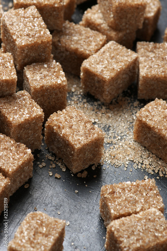 In de dag Kruiderij Natural brown sugar cubes