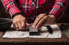 Pocket Knife Maintenance And Sharpening