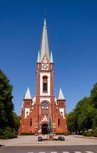 Sandefjord Church And World Wa...