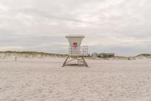 Gulf Coast Lifeguard Stand