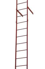 Rusty Iron Ladder