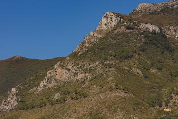 Venafro (IS), monte Santa Croce