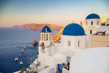 Greece, Cyclades Islands, Sant...