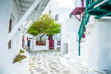 Chora (Mykonos Town), Mykonos,...