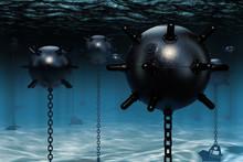 Underwater Mines, Naval Mines....