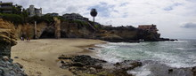 Panorama Of A Classic Cove In ...