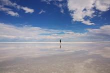 Salt Flats Sky Utah