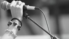 Canto Microfono Mano