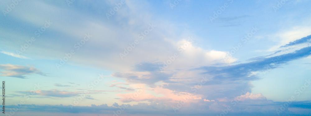 Fototapeta 空と雲