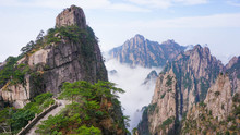 Huangshan National Park. China