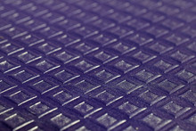 Purple Small Embossed Squares ...