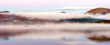 Early Morning Mist On Loch Lom...