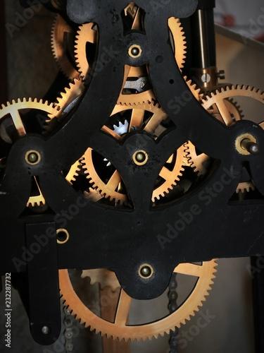 Fotografia, Obraz  Mécanisme de précision
