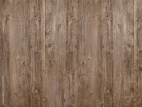 Fotografia 茶色い木目のある壁