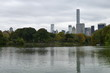 The Lake of NYC Central Park