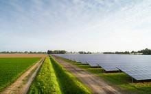 Solar Farm, Noordoostpolder, E...
