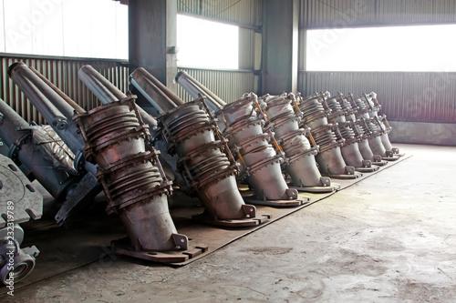 iron works blast furnace accessories
