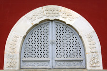 Stone Carving Windows In The B...