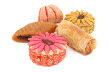 Fototapeta Pâtisserie orientales / Oriental pastries